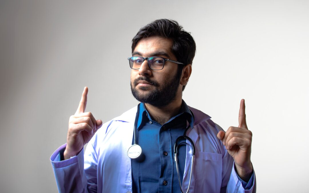 Sales professionals  should operate more like doctors